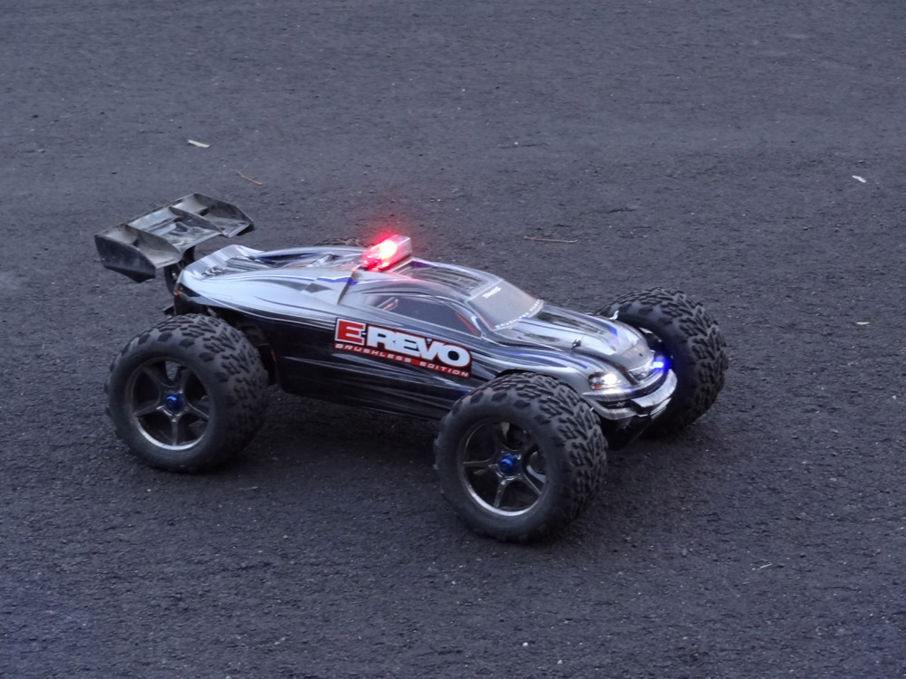 Hyperdyne Labs - RC Products - Police LED Lights